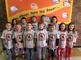 Lower Elementary's First Grade AR students