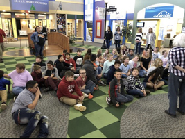 Sixth Grade Students Went To BizTown